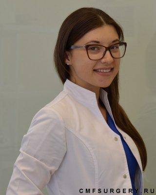 Анна Викторовна Дергаченко